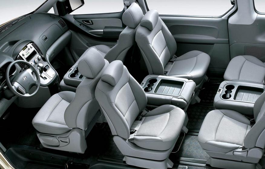 Hyundai Starex Inteior