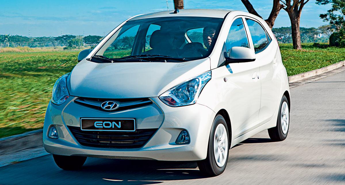 2018 Hyundai Eon
