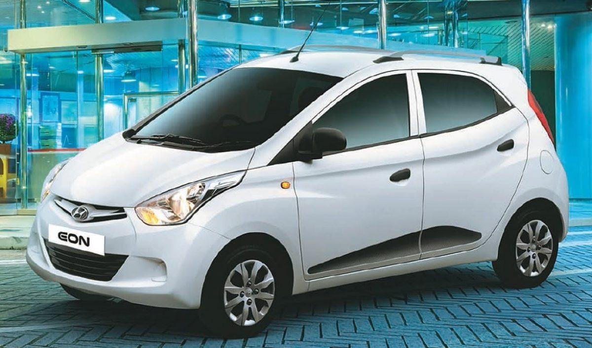 Hyundai Eon 2018