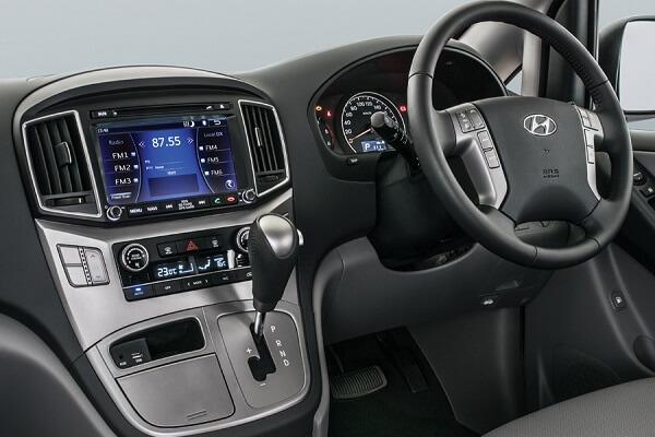 Hyundai Starex Interior