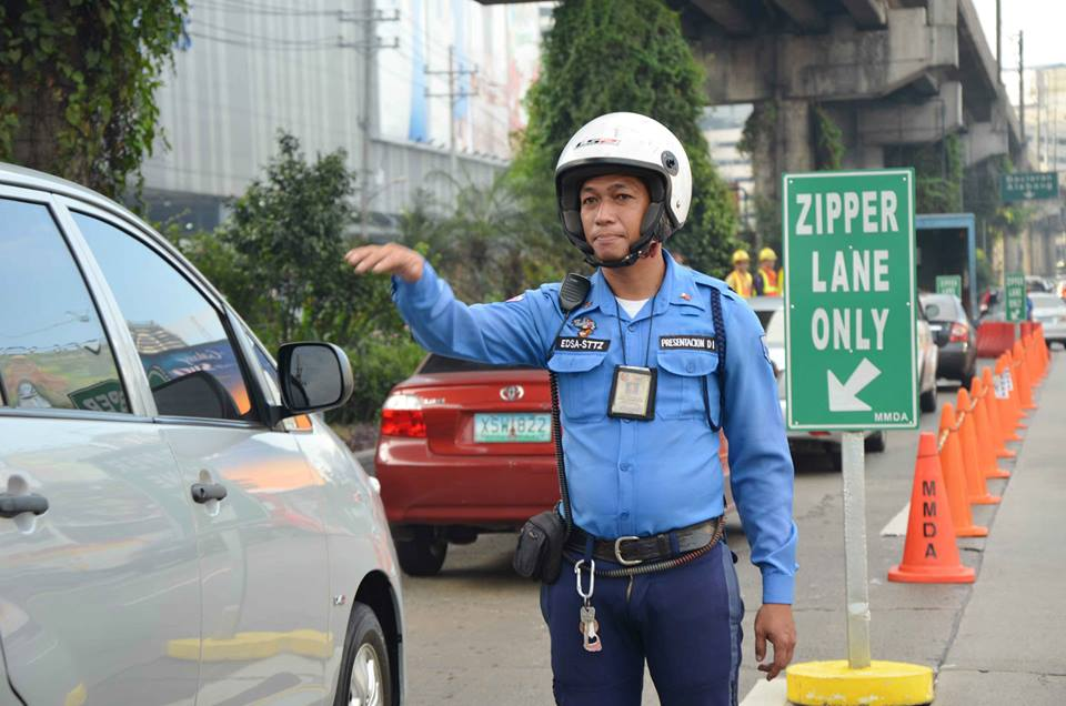 traffic enforcer in the philippines