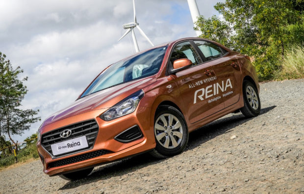 2019 Hyundai Reina Performance