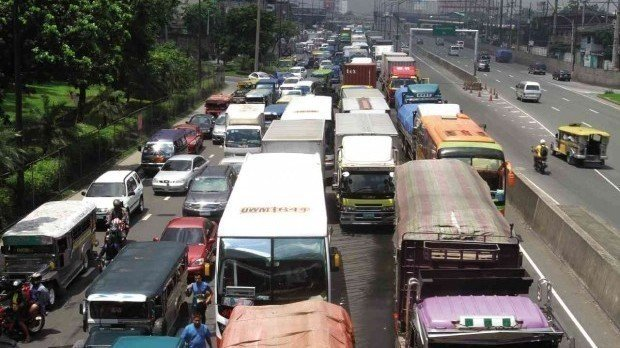 Traffic congestion in the Philippines