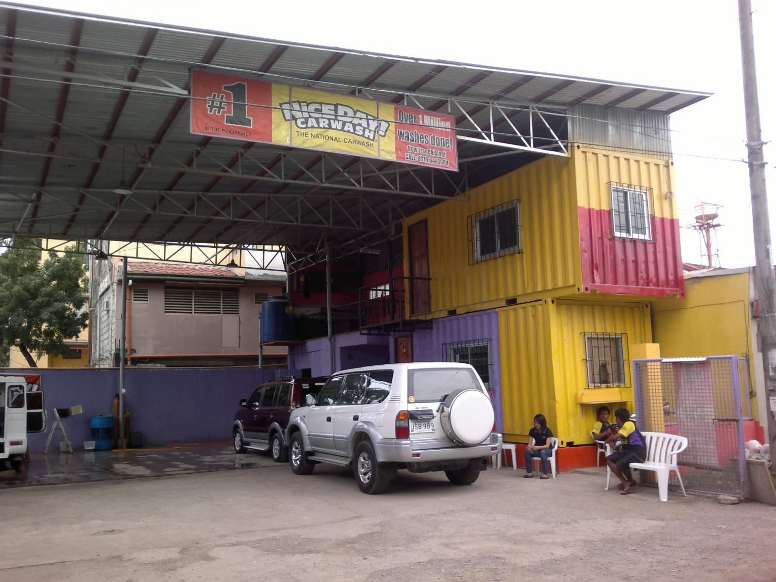 put a car wash business in the Philippines