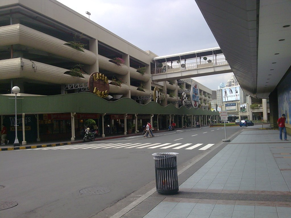Glorietta Makati 4 Parking