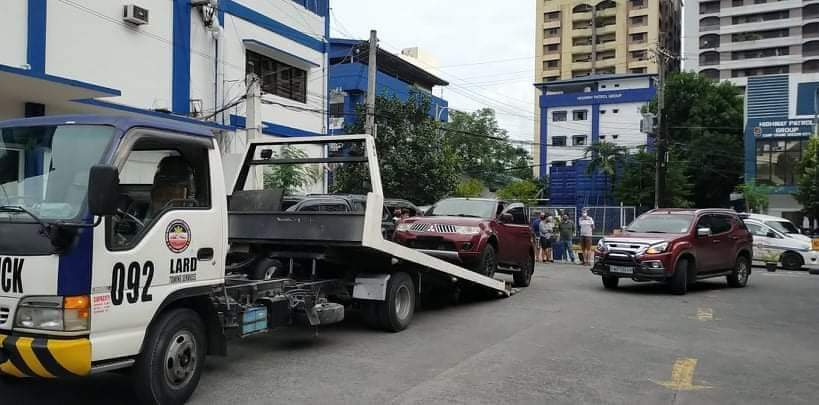 Towing Services In Manila