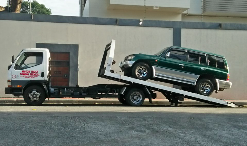 Motor Trust towing services