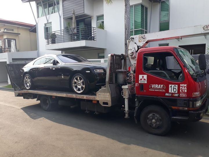 Viray Towing Services
