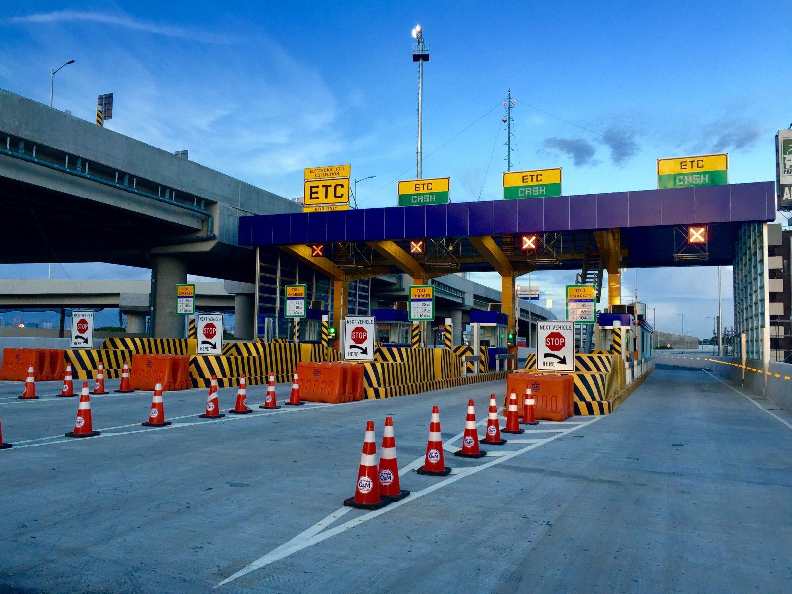 SLEX toll fee - Southern Luzon Expressway