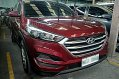 Red Hyundai Tucson 2016 for sale in Automatic-1