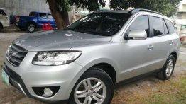 Hyundai Santa Fe 2012 CRDi