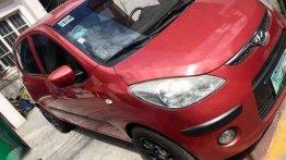 Hyundai i10 2010 Automatic transmission