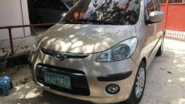2010 Hyundai i10 Automatic for sale
