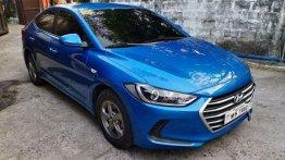 Hyundai Elantra 2017 GL MT for sale