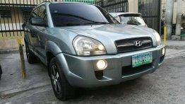 2007 Hyundai Tucson automatic for sale