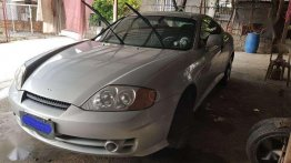 Hyundai Tiburon 2004 for sale