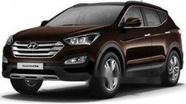 Hyundai Santa Fe GLS 2019 for sale