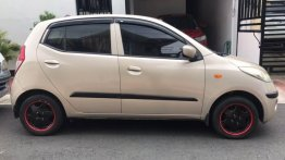 Selling Hyundai I10 2010 Automatic Gasoline in Marikina