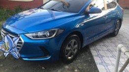 Selling Hyundai Elantra 2017 Manual Diesel in Manila