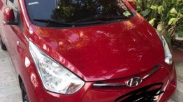 Selling 2nd Hand (Used) Hyundai Eon 2017 in Quezon City