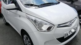 Selling Hyundai Eon 2017 Manual Gasoline in Tarlac City