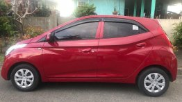 2nd Hand (Used) Hyundai Eon 2017 Hatchback for sale in Davao City