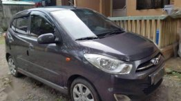 2nd Hand (Used) Hyundai I10 2011 Manual Gasoline for sale in Marilao
