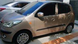 Hyundai I10 2010 Automatic Gasoline for sale in Quezon City