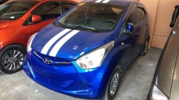 Selling Hyundai Eon 2017 Manual Gasoline in Quezon City