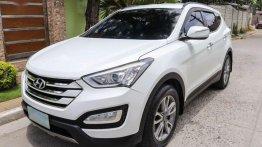 Used Hyundai Santa Fe 2014 Automatic Diesel for sale in Marikina