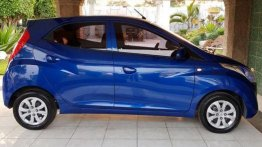 Selling Hyundai Eon 2017 Manual Gasoline in San Juan