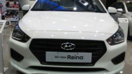 Selling New Hyundai Reina 2019 Automatic Gasoline in Pasay