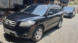 2nd Hand Hyundai Santa Fe 2012 for sale in Quezon City