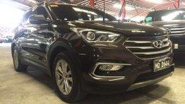 Hyundai Santa Fe 2016 Automatic Diesel for sale in Quezon City