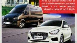 Selling Brand New Hyundai Reina in Pasay