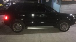 Selling 2nd Hand Hyundai Tucson 2007 at 65000 km in Manila
