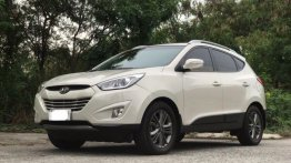 2nd Hand Hyundai Tucson 2014 at 40000 km for sale