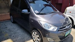 Selling Hyundai I10 2013 Automatic Gasoline for sale in Davao City