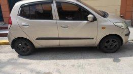 Selling Hyundai I10 2010 at 90000 km in Manila
