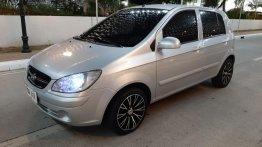 Selling 2nd Hand Hyundai Getz 2011 in Valenzuela