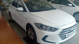 Selling Hyundai Elantra 2019 Automatic Diesel in Quezon City