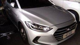 Hyundai Elantra 2017 Manual Gasoline for sale in Quezon City