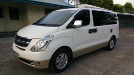 Selling 2nd Hand Hyundai Starex 2010 in Paranaque