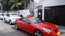 2nd Hand Hyundai Genesis 2011 for sale in Manila