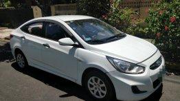 Hyundai Accent 2011 Manual Gasoline for sale in Makati