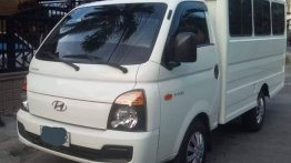 Selling Hyundai H-100 2014 Manual Diesel in Cainta