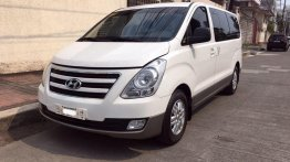 2nd Hand Hyundai Grand Starex 2018 Automatic Diesel for sale in Quezon City