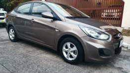 Hyundai Accent 2011 at 80000 km for sale in Parañaque