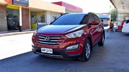 Used Hyundai Santa Fe 2014 at 40000 km for sale
