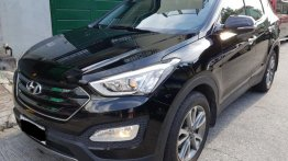 Hyundai Santa Fe 2014 Automatic Diesel for sale in Quezon City